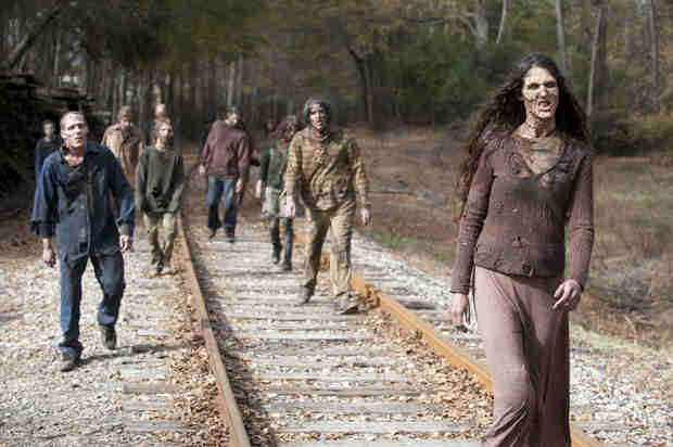 The Walking Dead Remains One of the Most Pirated Shows in the World — New Study