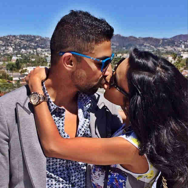 Is Lilly Ghalichi Going to Give Up Her Massive Engagement Ring?