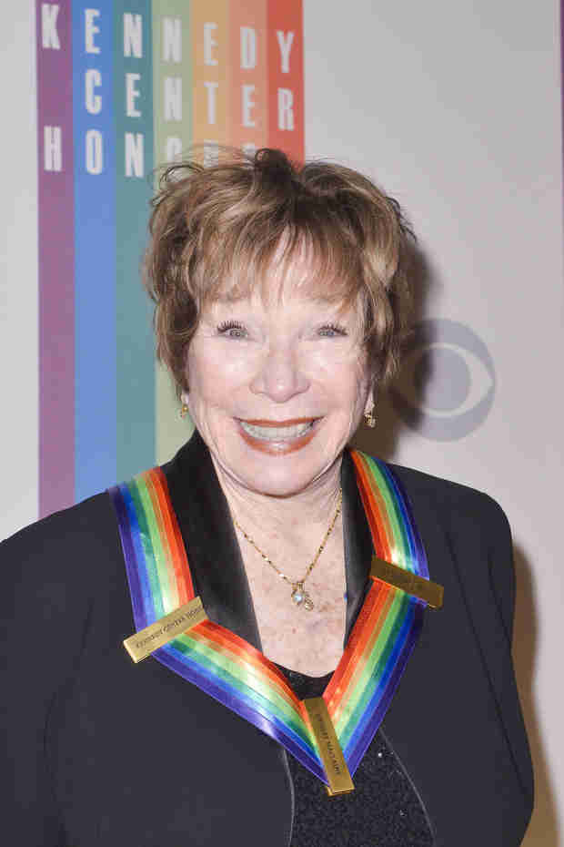 Glee Season 5: Shirley MacLaine Cast as Blaine's [SPOILER]!