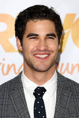 Which Broadway Musical Did Darren Criss Briefly Appear In?