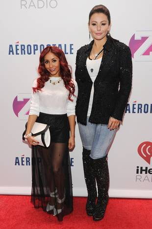 """Snooki Speaks Out About Being Pregnant With JWOWW: """"I Would Never Try to Outshine Her"""""""