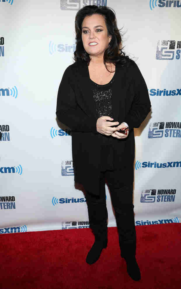 "Rosie O'Donnell On Lindsay's Reality Show: ""Broke My Heart"""