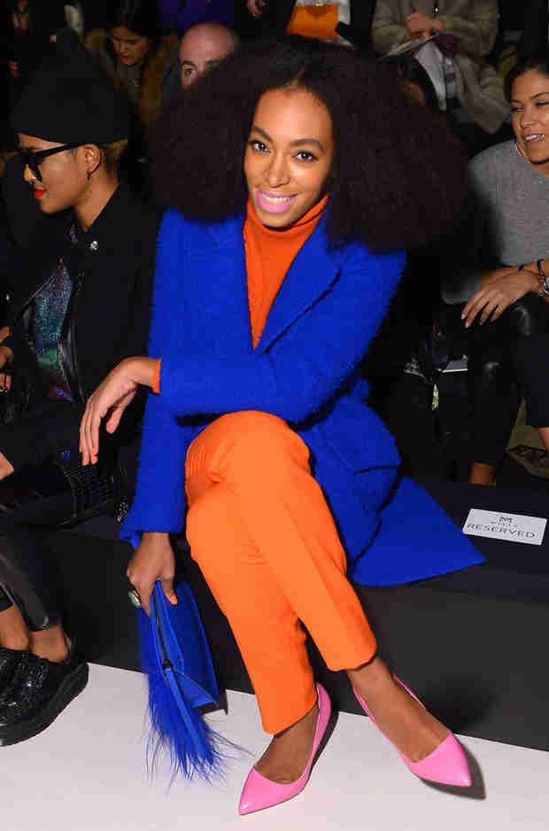 "Solange Knowles on Divorcing in Her 20s: ""I Feel Far Older Than 27″"