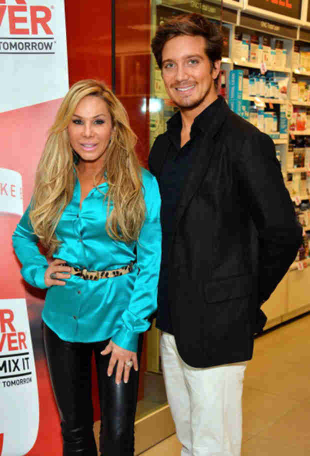 Adrienne Maloof Throws Twin Sons an Extravagant Birthday Party — Paul Nassif Not Invited