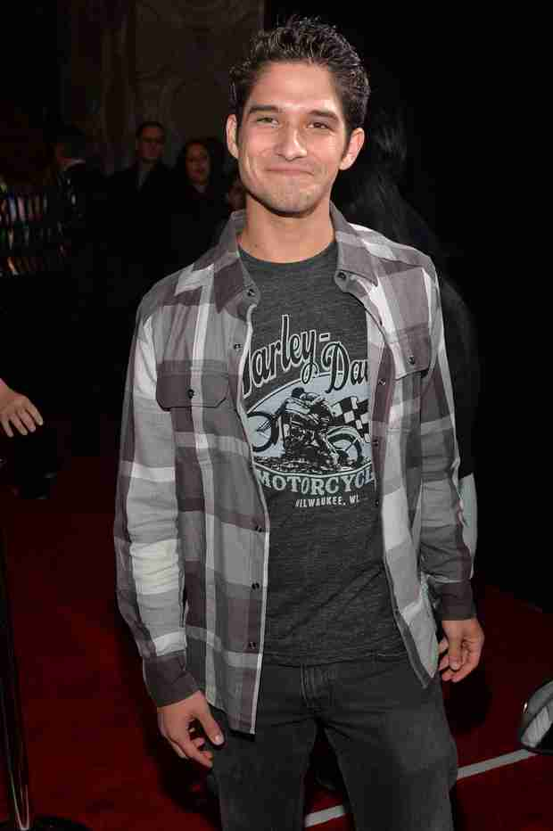 Tyler Posey and Zendaya Set to Co-Host 2014 MTV Movie Awards Live Pre-Show — Exclusive