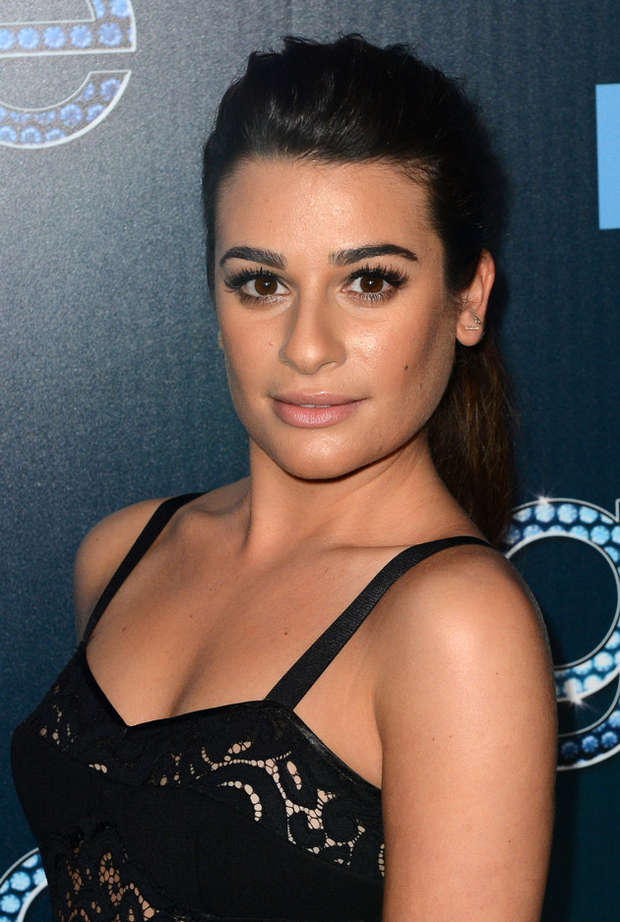 Lea Michele's Backyard Makeover: See Her Hollywood Home!