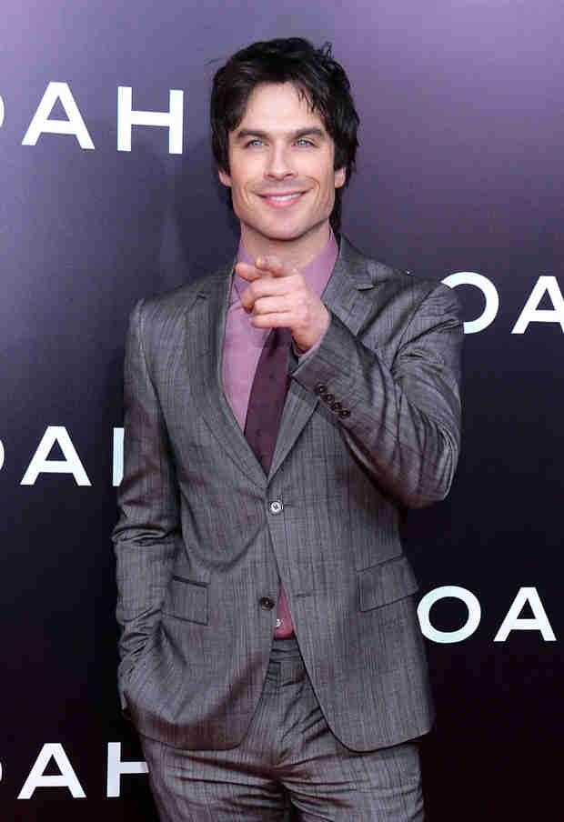Sorry, Ladies! Ian Somerhalder Has Found His Future Wife
