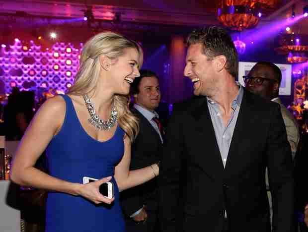 "Nikki Ferrell Says She's ""So Happy"" With Juan Pablo Galavis (PHOTO)"