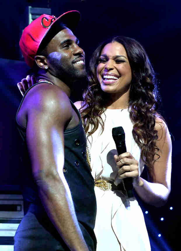 "Jason DeRulo: ""There's a Lot of Pressure"" to Marry Jordin Sparks"