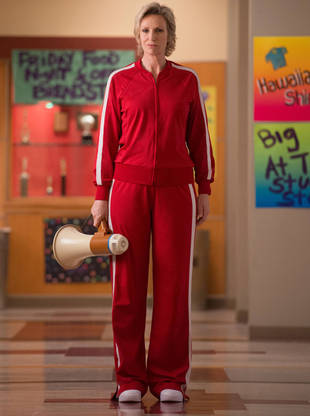 Glee Spoilers: Sue Visits Rachel and Kurt's Loft — Is She Moving In?