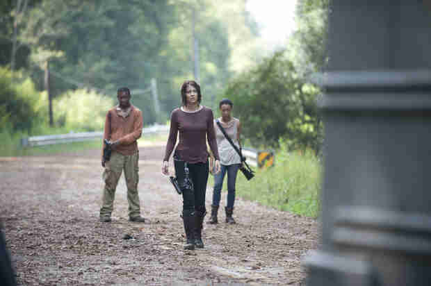 Robert Kirkman Responds to Claims That The Walking Dead Has a Race Problem