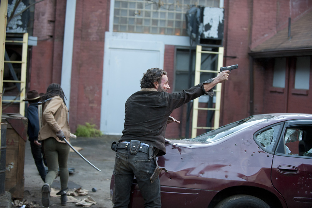 "The Walking Dead Season 5 Will Show ""A Whole Lot of Rick Grimes"" — Unlike Season 4!"