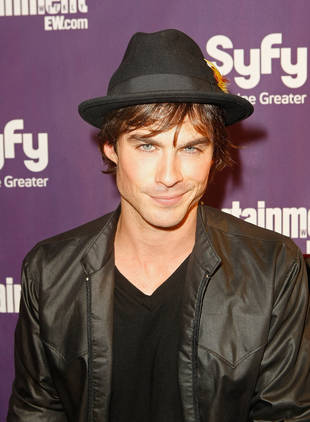 "Ian Somerhalder Taking a Break From The Vampire Diaries to ""Explore the World"""