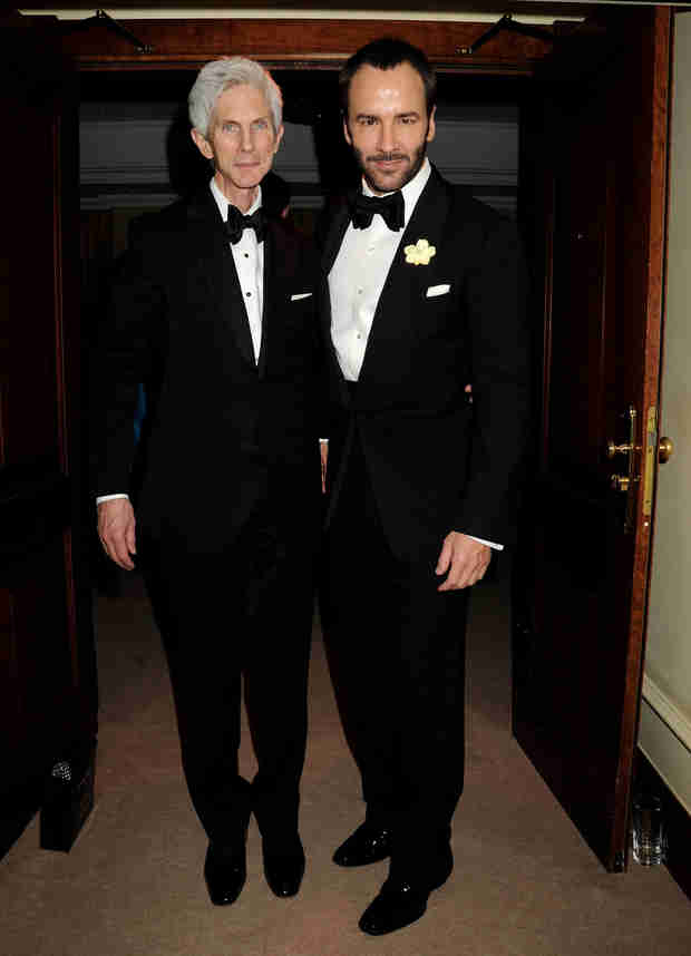 Tom Ford Secretly Wed Richard Buckley, His Partner of 27 Years (VIDEO)