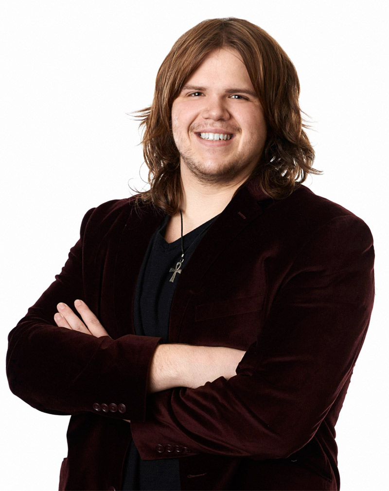 "Watch Caleb Johnson Sing ""Family Tree"" in American Idol 2014 Top 7 — April 16, 2014"