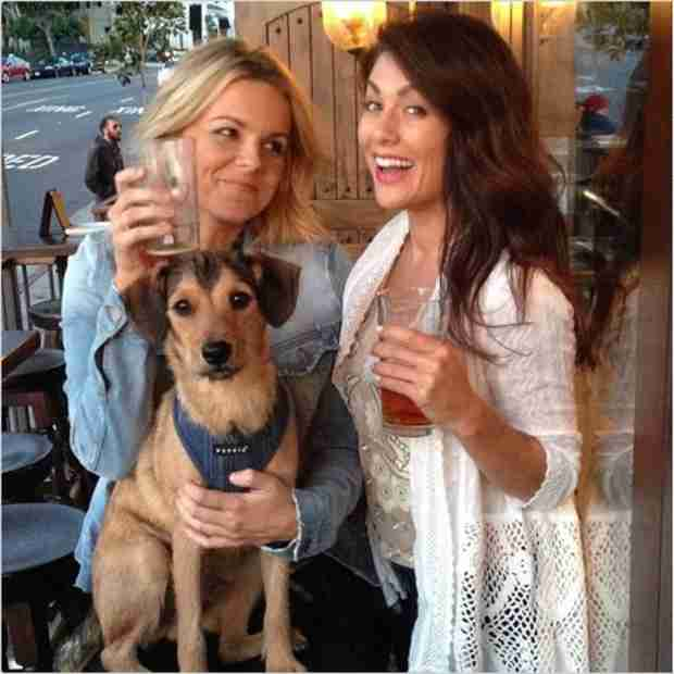 Ali Fedotowsky and Jillian Harris Share an Adorable Drinks Date (PHOTO)