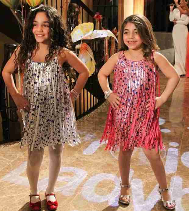 Antonia Gorga and Milania Giudice Are Fierce Little Models (PHOTO)