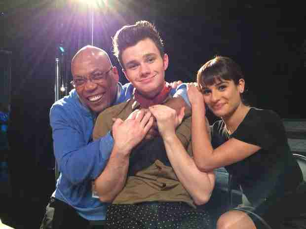 "Glee Season 5 Spoilers: Chris Colfer's Episode Will Feature ""Very Cool Guests"""