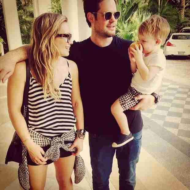 Hilary Duff Calls Off Divorce From Mike Comrie — Report (UPDATE)
