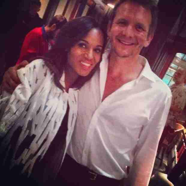 The Originals Star Sebastian Roché Lands Guest Role on Scandal!