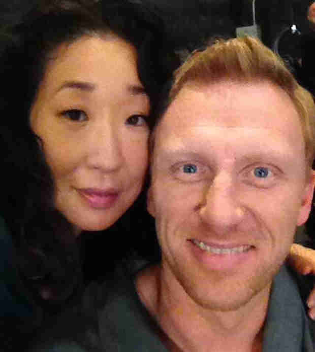 Grey's Anatomy: Sandra Oh Tweets That She's Almost Done Playing Cristina Yang