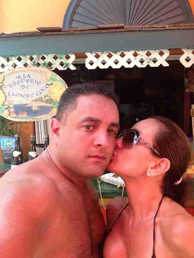 New Housewife Nicole Napolitano Keeps It Sexy Caribbean Style (PHOTO)