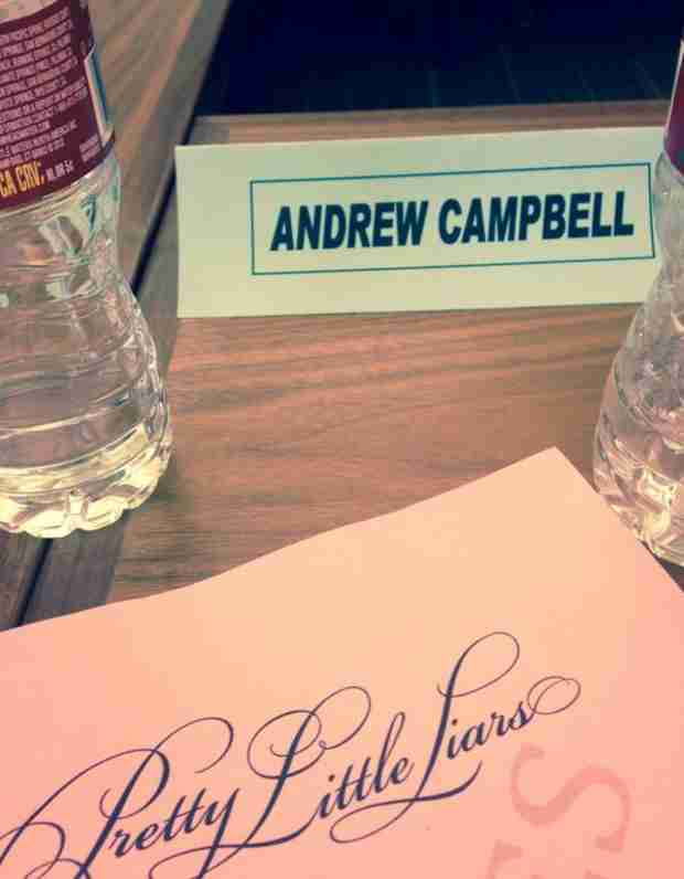 Pretty Little Liars Spoilers: Andrew Campbell Returns in Season 5, Episode 4 (PHOTO)
