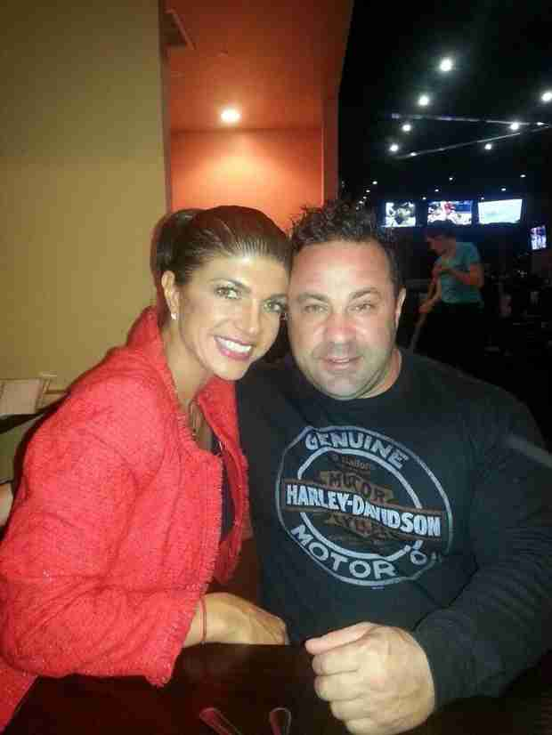 Teresa and Joe Giudice Celebrate Family Birthday