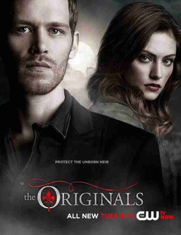 "The Originals Debuts New Season 1 Poster — Klaus Must ""Protect the Unborn Heir"" (PHOTO)"