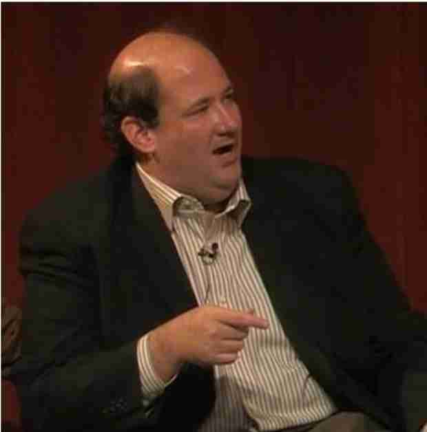 The Office's Brian Baumgartner Gets Married — Which Co-Stars Attended?