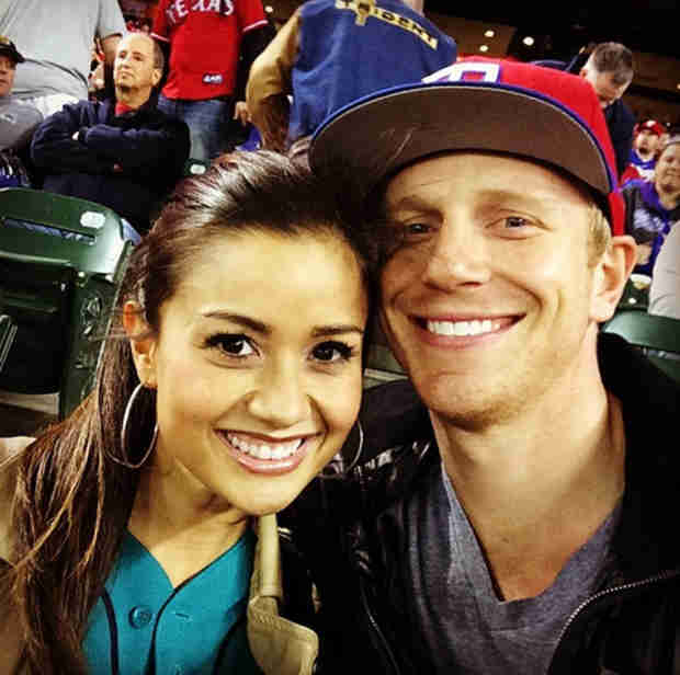 Sean Lowe and Catherine Giudici Relationship Updates — April 18, 2014