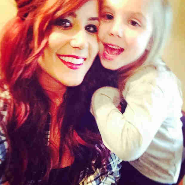 Chelsea and Aubree Houska Take an Adorable Selfie (PHOTO)