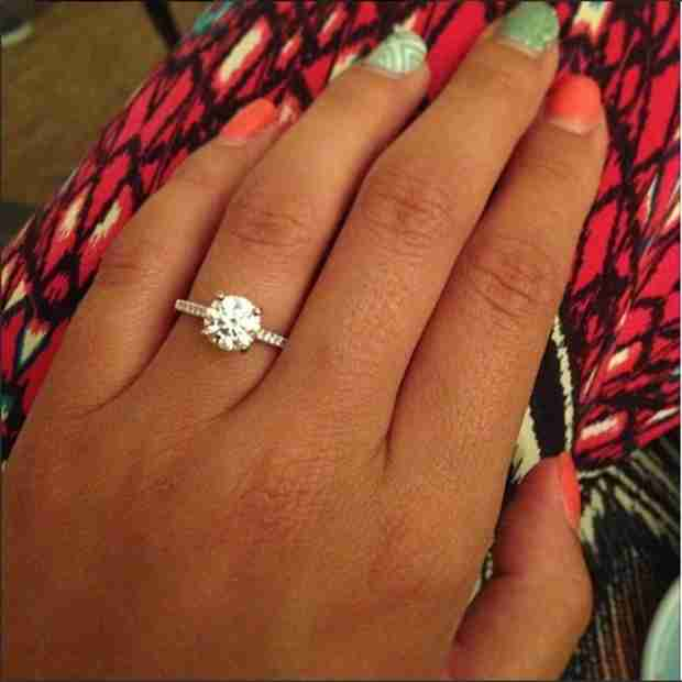 Bachelor Season 16's Elyse Myers Is Engaged — See Her Ring!