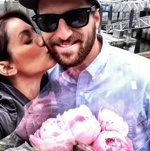 Is Jillian Harris PREGNANT?! Boyfriend Justin Pasutto Shares Test Pic!
