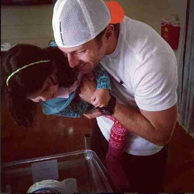 Juan Pablo Galavis Welcomes Baby Boy! (PHOTO)