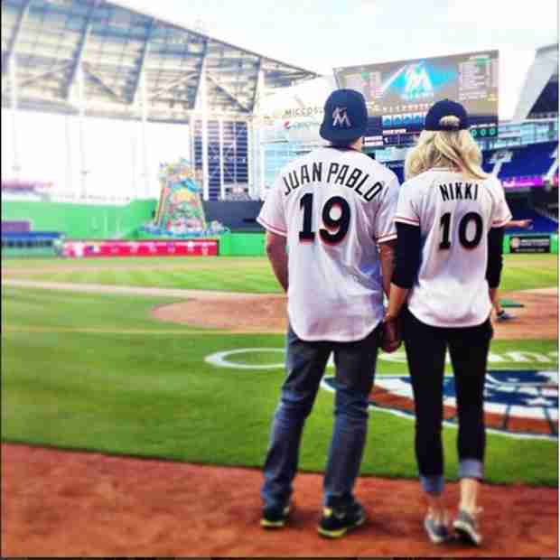 Juan Pablo Galavis and Nikki Ferrell Receive THIS Huge Honor (PHOTO)