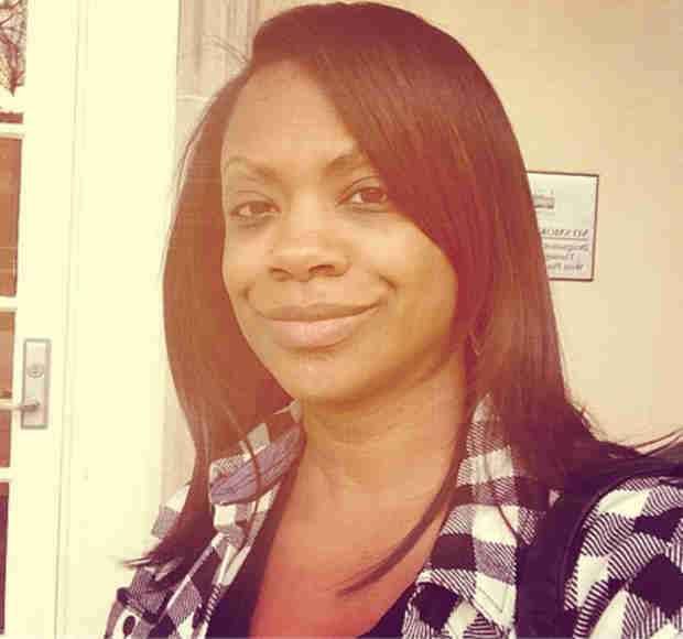 Kandi Burruss Goes Makeup-Free in Selfie — How Does She Look? (PHOTO)