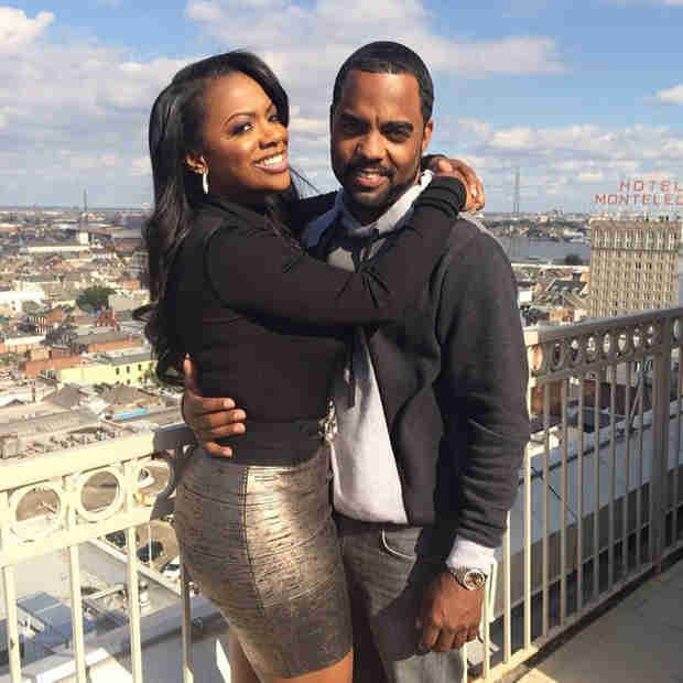 More Details on Kandi Burruss and Todd Tucker's Wedding: They Didn't Sign a Prenup?