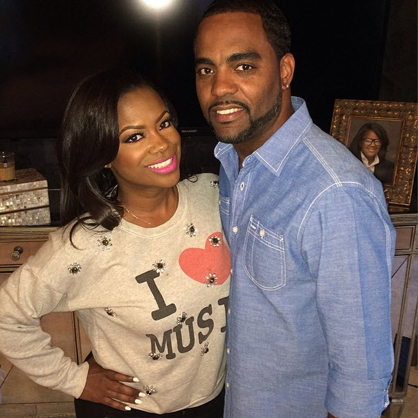 Kandi Burruss's New Husband Todd Tucker Leaves Her For L.A. For Five Months!