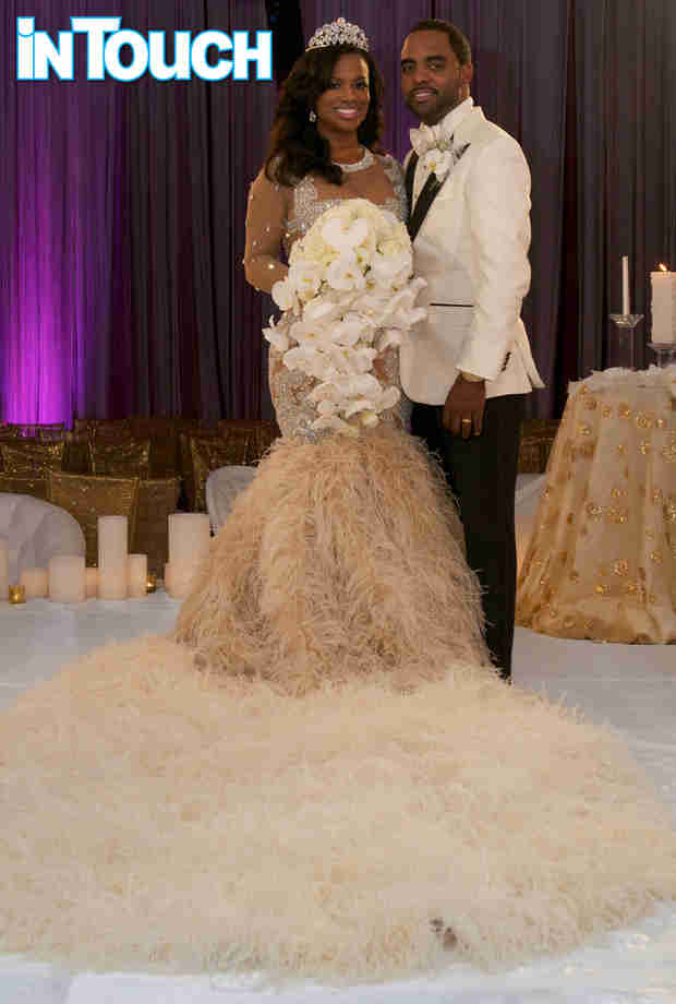 How Much Did Kandi Burruss and Todd Tucker's Wedding Cost?