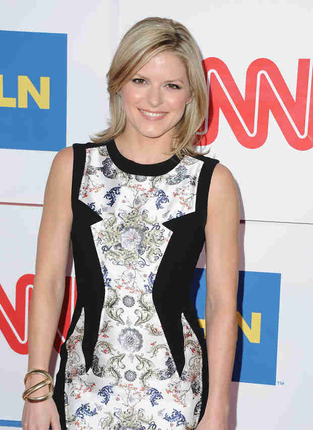 CNN's Co-Anchor, Kate Bolduan, Is Expecting Her First Child!