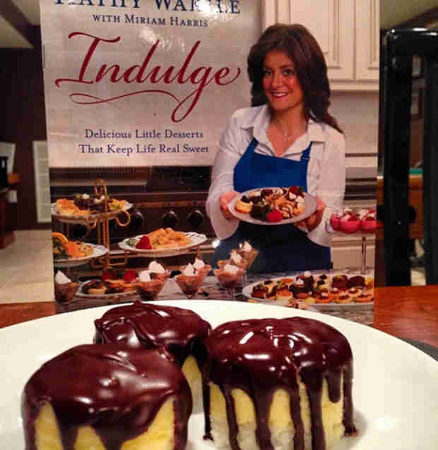 "Kathy Wakile Spreads Love to Fellow Housewife Via ""Heavenly"" Treats From New Cookbook"