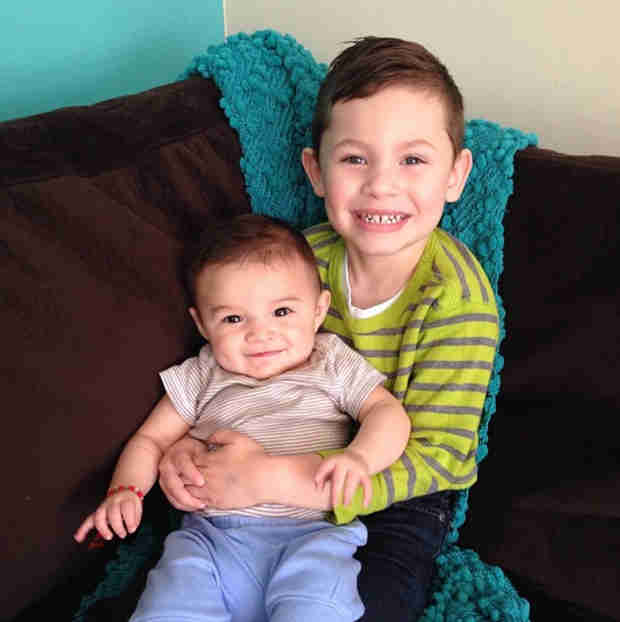 Lincoln Marshall Marroquin Is Five Months Old — See How Big He Is (PHOTO)