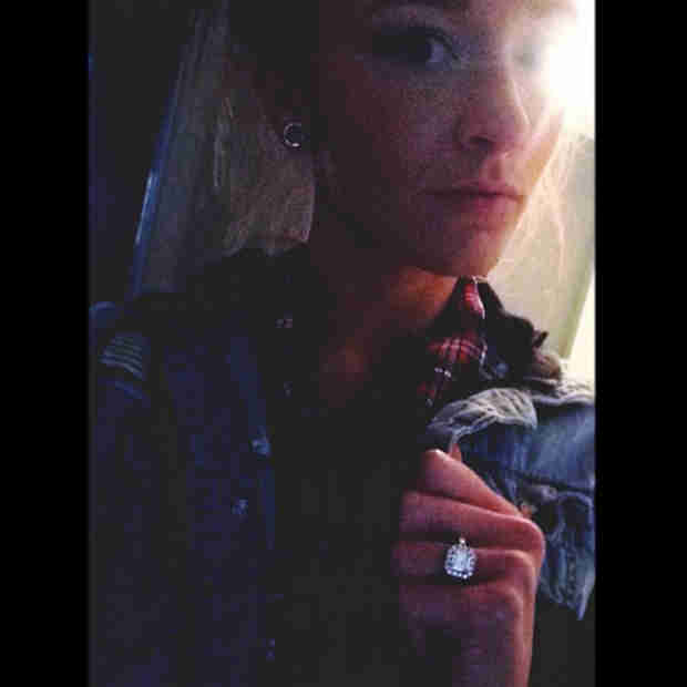 Maci Bookout Rocks a Giant Diamond Ring — Is She Engaged? (PHOTO)