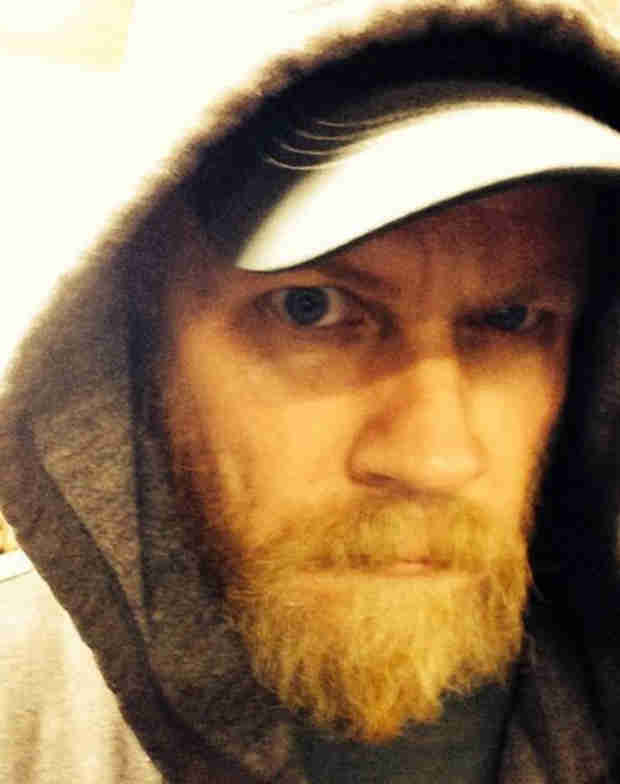Michael Cudlitz Channels Abraham Ford in New Selfie: Is He on Set? (PHOTO)