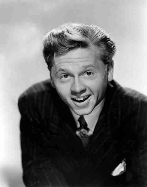 Mickey Rooney's Will Leaves His $18K Estate to His Stepson (VIDEO)