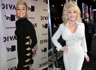 "Dolly Parton: Miley Cyrus ""Doesn't Have to Be So Drastic"""