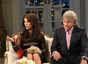 Lisa Vanderpump's Husband, Ken Todd, Sued For Sidewalk Attack — Report