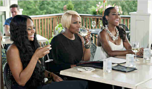 Marlo Hampton Pitches a Spin-Off With NeNe Leakes and Kenya Moore