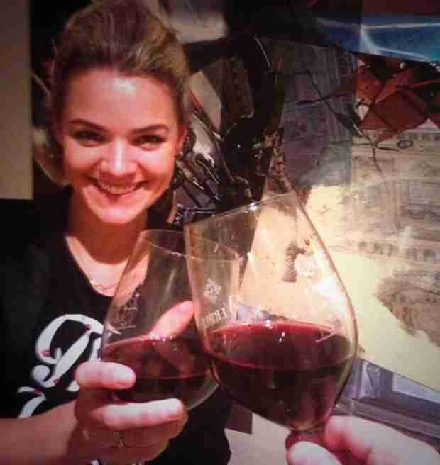 Is Nikki Ferrell Rekindling Things With The Bachelor Producers? (PHOTO)